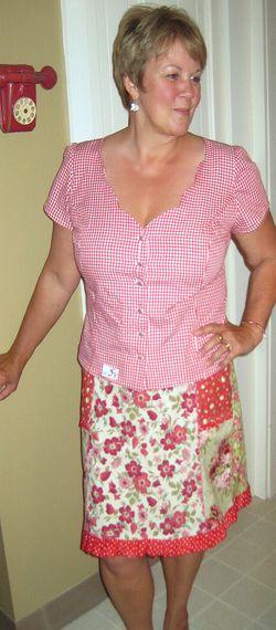 Kay Whitt skirt view 2